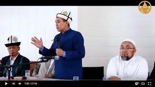 ШГР КЫЛГАНДЫ ЙРНЛ. Абдышкр ажы Нарматов. Баткен обл Кара Бак айылы 28 05 2016