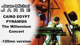 JEAN MICHEL JARRE LIVE CAIRO EGYPT [120 Minutes Version]