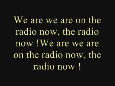 Superbus- Radio Song w/ lyrics