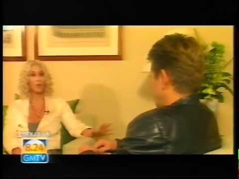 Cher on GMTV (5 Nov 2001)