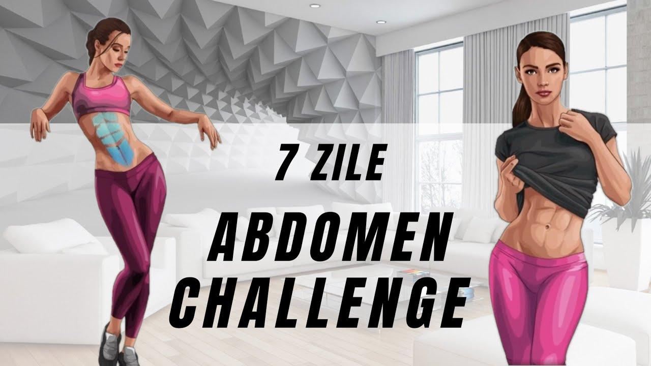 dieta 7 zile abdomen