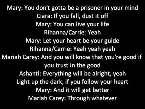 Just Stand Up Lyrics