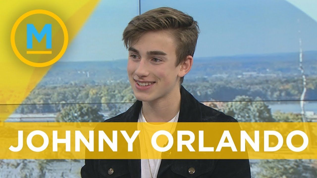 We Made Johnny Orlando Watch His First Ever Youtube Video Your Morning Youtube