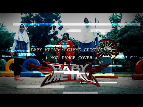 MOA DANCE COVER ~ GIMME CHOCOLATE  [BABYMETAL]