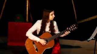 Катюша  (  гитара  )