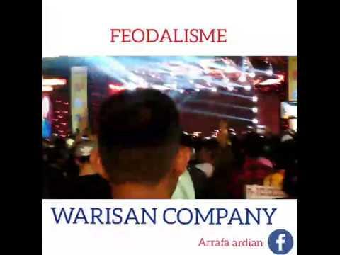 Feodalisme - Slank live in prj 2017