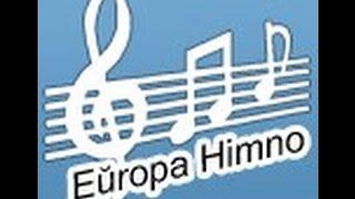 Eŭropa himno en Esperanto #EUHIMNO