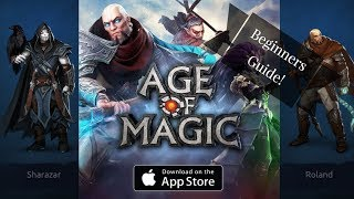 Age of Magic - For Beginners!