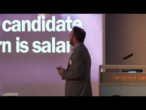 What Your Target Candidates Really Want - Mark Rhodes - Reed