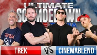 Trek VS Cinemablend - Ultimate Schmoedown Movie Trivia Team Tournament - Round 1