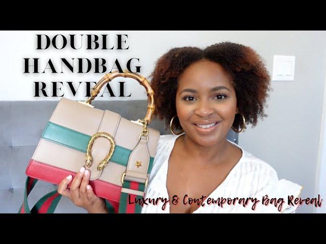 New Handbag Reveal | Luxury & Contemporary Bag Reveal