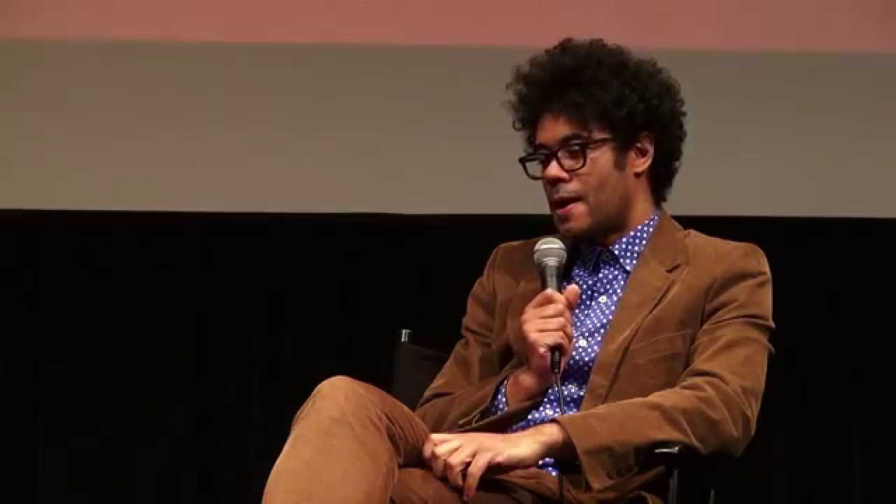 Richard Ayoade Q&A | The IT Crowd