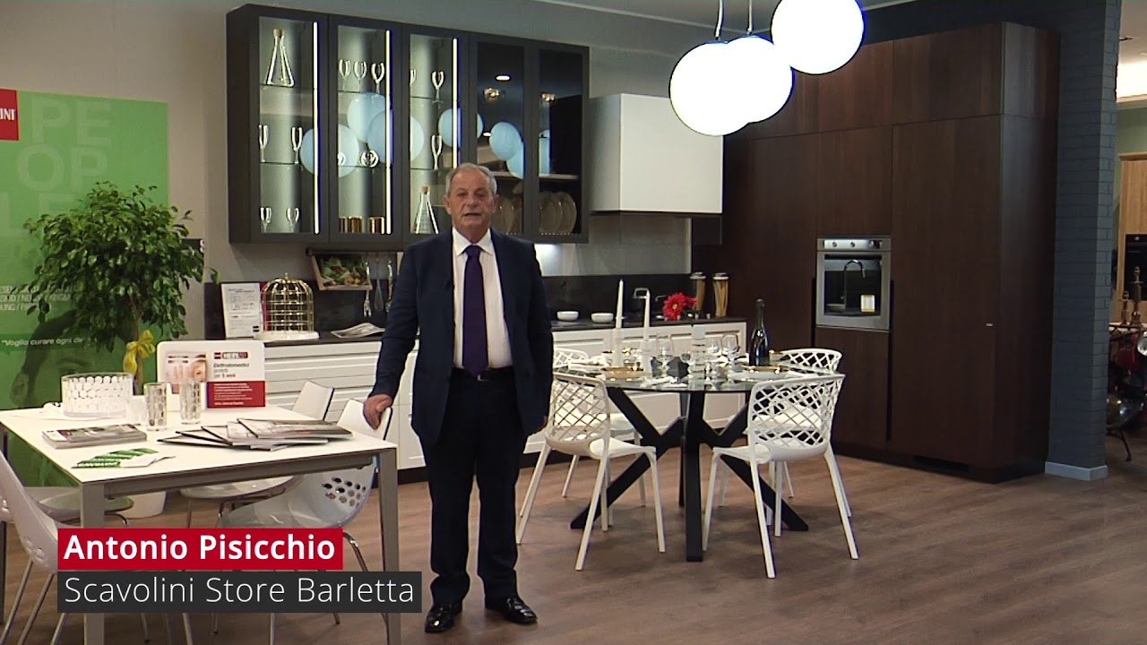 Inaugurazione Scavolini Store Barletta - 9 settembre 2017