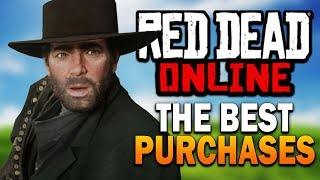 Guide To The Best Purchases In Red Dead Online [RDO Update]