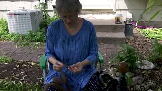 Why Chaska? Early Settlers: Spinning