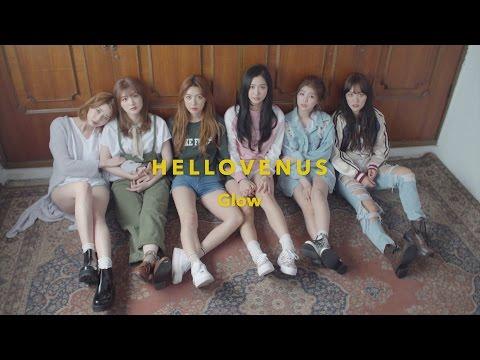 "HELLOVENUS retorna com MV ""Glow""!"
