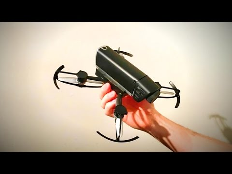 Elanview Cicada Review - HD Travel Drone - TheRcSaylors