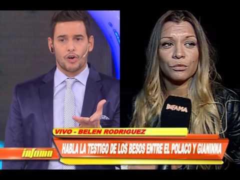 Amenazada por hablar del Polaco y Gianinna Maradona