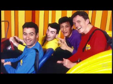 Anthony Field From The Wiggles Anh S Brush With Fame Youtube