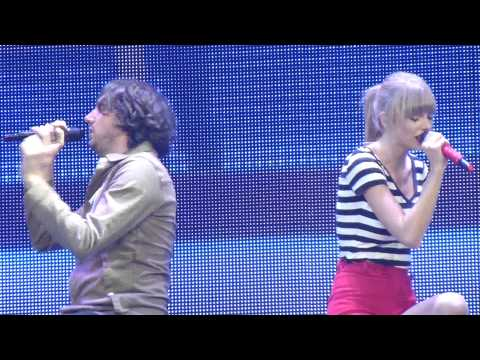 The Last Time - Taylor Swift ft. Gary Lightbody (Sacramento HD)