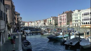 Walk around Venice Italy