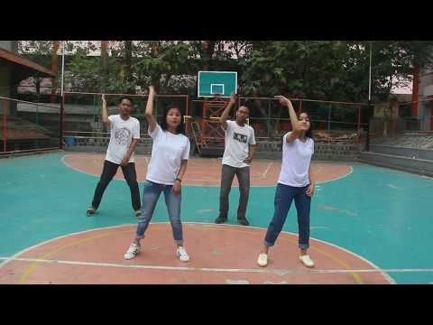 FLASHMOB ASIAN GAMES 2018 VIA VALLEN -  MERAIH BINTANG