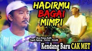HADIRMU BAGAI MIMPI (Cipt. Fauzi Bima) - WIDI MONATA - CAK MET & FRIEND Live CERME