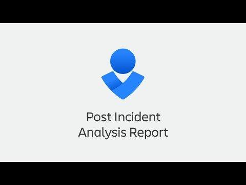 Post Incident Analysis Report