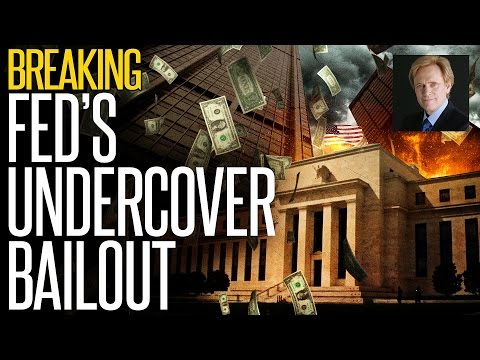 Fed's Undercover Bailout of Biggest Banks - Mike Maloney