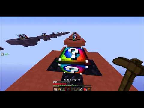 Minecraft 1.8 Şans Blokları Nasıl Eklenir? / +Spiral Şans Blokları