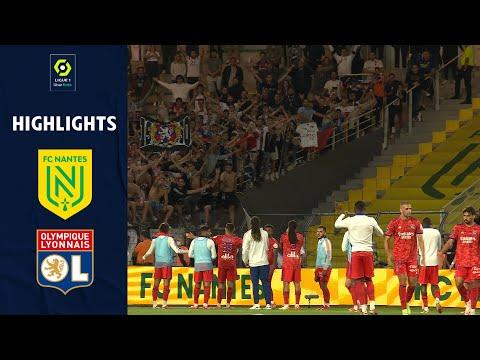 Nantes Lyon Goals And Highlights
