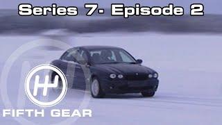 Fifth Gear Series 7 Episode 2 смотреть