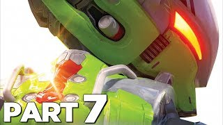 ANTHEM Walkthrough Gameplay Part 7 - INTERCEPTOR (Anthem Game)