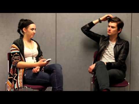 William Beckett Interview