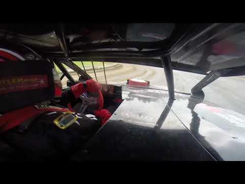 IMCA Modified Heat #4 Jamestown Speedway 7/21/18