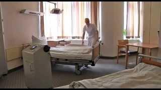 Дезинфекция медицинских учреждений.(, 2012-11-08T06:37:17.000Z)