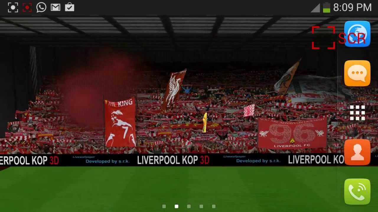 Football live wallpaper for pc