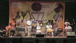 Le Mali et son Festival de jazz de Bamako, malgré l'insécurité