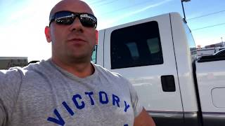 Koksu sprawdza Truck Ford F-250 2017 Video