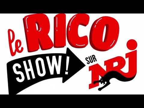 """Vidéo Mon passage en direct sur NRJ dans le """"Rico Show"""" - Mars 2018"""