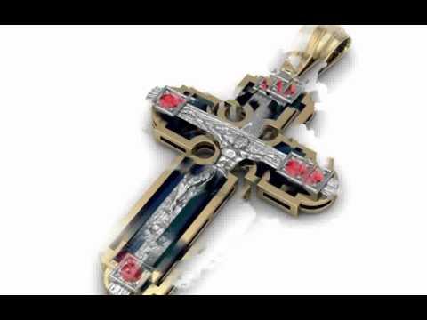 Ювелирные Изделия Кресты [vecaranda]