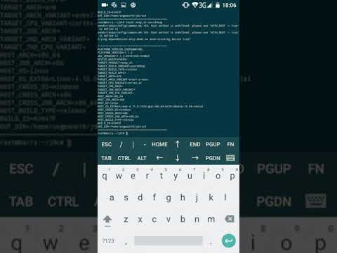 Building: Convert Tree From ROM To A Other ROM | DOOGEE X5