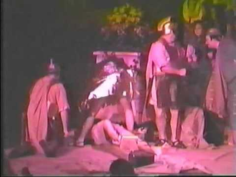 Written in Red 1995 Easter Musical