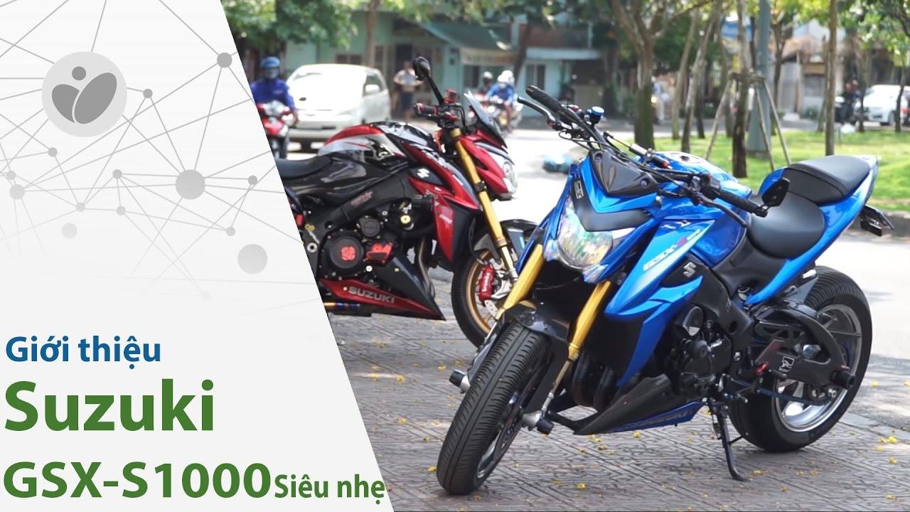 Xe.Tinhte.vn | Suzuki GSX - S1000 phiên bản siêu nhẹ