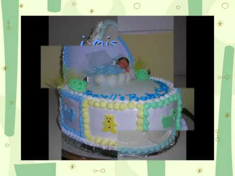 baby shower cakes youtube