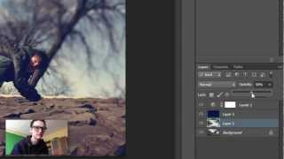 Walden Effect van Instagram in Photoshop (Dutch Tutorial) [HoeGaatDat]