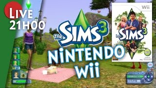 [Rediff] Les Sims 3 VERSION NINTENDO Wii