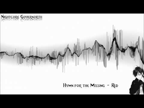 ♥♫Red - Hymn for the Missing♫♥ Nightcore �】 - 1 hour