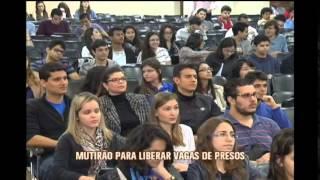 Mutirão para liberar vagas no Ceresp Gameleira conta com alunos e professores da UFMG
