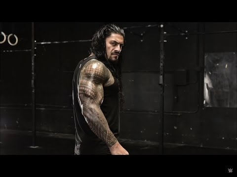 Roman Reigns The Big Dog